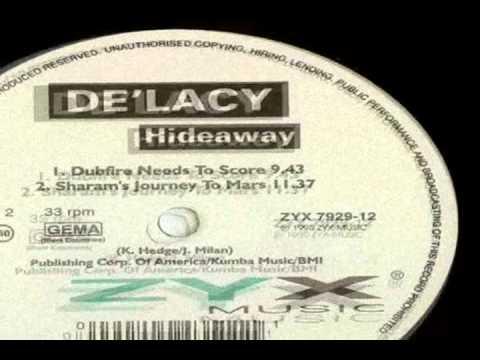 De'Lacy - Hideaway (Dubfire Needs to Score) 1995