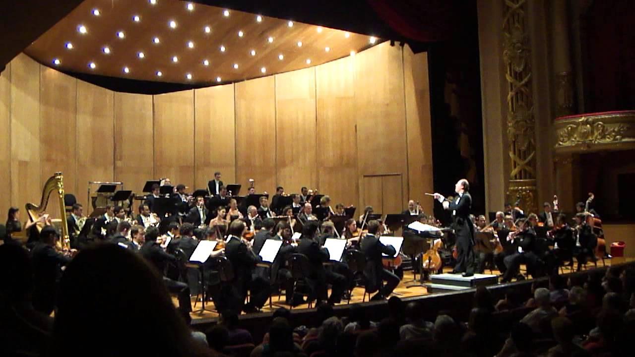 Orquestra Sinfnica Brasileira Theatro Municipal Do Rio