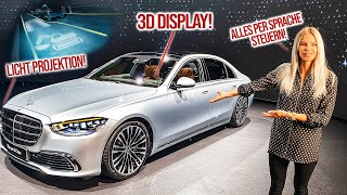 Luxury next level! The new 2020 Mercedes S-Class | Review