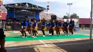 Perkusi Perpisahan SMAN 2 Sanggau (USA)