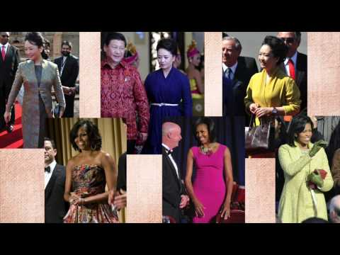 What Michelle Obama, Peng Liyuan have in common