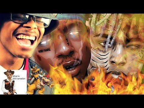 XXXTentacion & Ski Mask The Slump God - Bowser & What In XXXTARNATION | Reaction