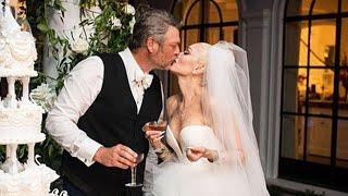 Blake Shelton Wrote Gwen Stefani a SONG as His Wedding Vows
