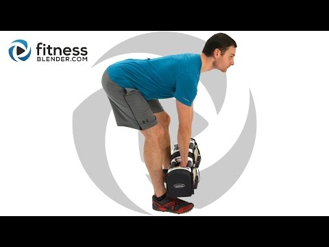Brutal Lower Body Strength and Plyometrics - Power and Mass Workout for Lower Body
