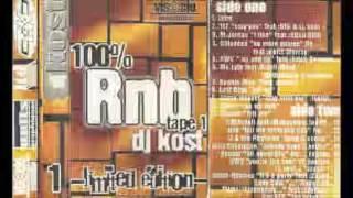 Dj Kost   Rnb Vol 1 full mixtape side B