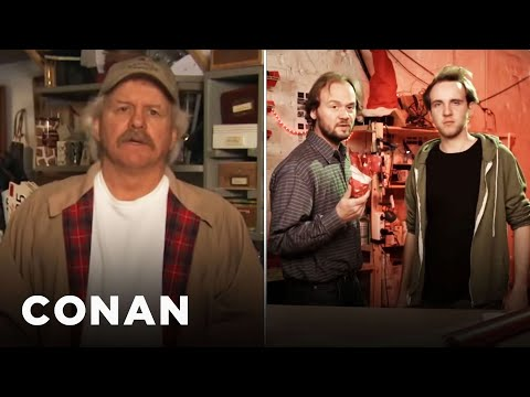 Now Germany Is Ripping Off Bill Tull!  - CONAN on TBS