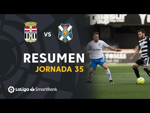 Cartagena Tenerife Goals And Highlights