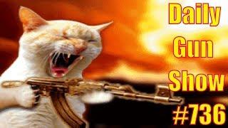 SHOT Show 2019 LIVE - Range Day Debrief - Daily Gun Show #736