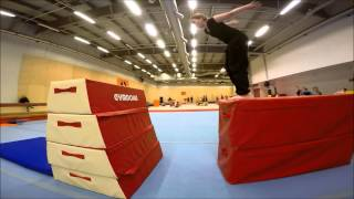 Parkour and Freerunning Kids