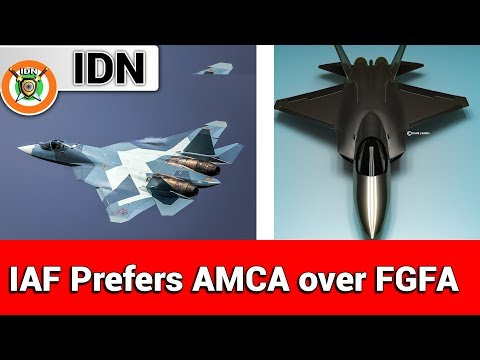 IAF not in favour of acquiring Russian 5th gen jets, keen on DRDO's AMCA