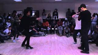 Battle RBH IV Huitième // Larry (LesTwins) & Régi (Criminalz) VS Tonbee (Badness)  & Joker (Yudat)