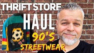 Thrift Store Haul MEN