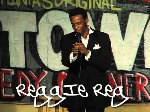 Reggie Reg Live