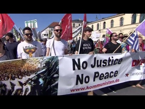 Anti-G7 Protests  0