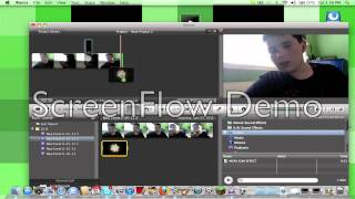 How to make muzzle flash and gun sound effects in imovie