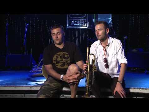 Koncertek az A38 Hajón: Guca Partyzans-A trombita