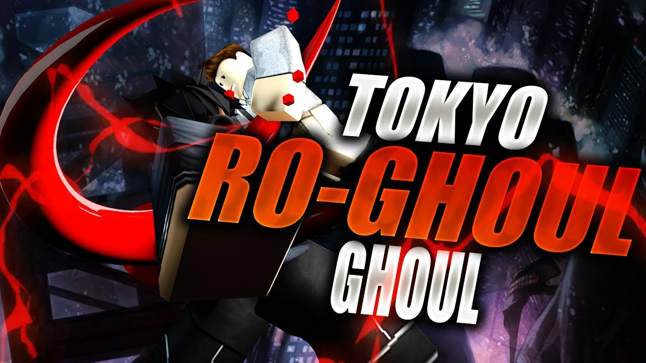 Joining The Ccg Ro Ghoul Tokyo Ghoul In Roblox Ibemaine Youtube