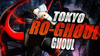 Joining the CCG! | RO-Ghoul | Tokyo Ghoul in Roblox | iBeMaine