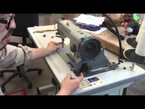 How To: Artisan Sewing Machine