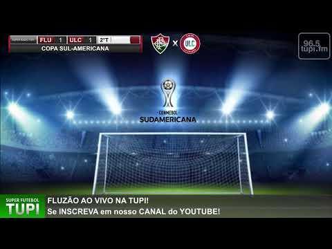 Fluminense 1 x 0 Union La Calera - Copa Sulamericana - 1ª Fase - 04/02/2020 - AO VIVO