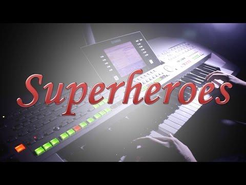 Superheroes | The Script | Instrumental-Cover