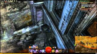 Guild Wars 2 - The Breached Wall Vista Point, Wall Breach Blitz, Skill Point (Diessa Plateau) (PC) thumbnail