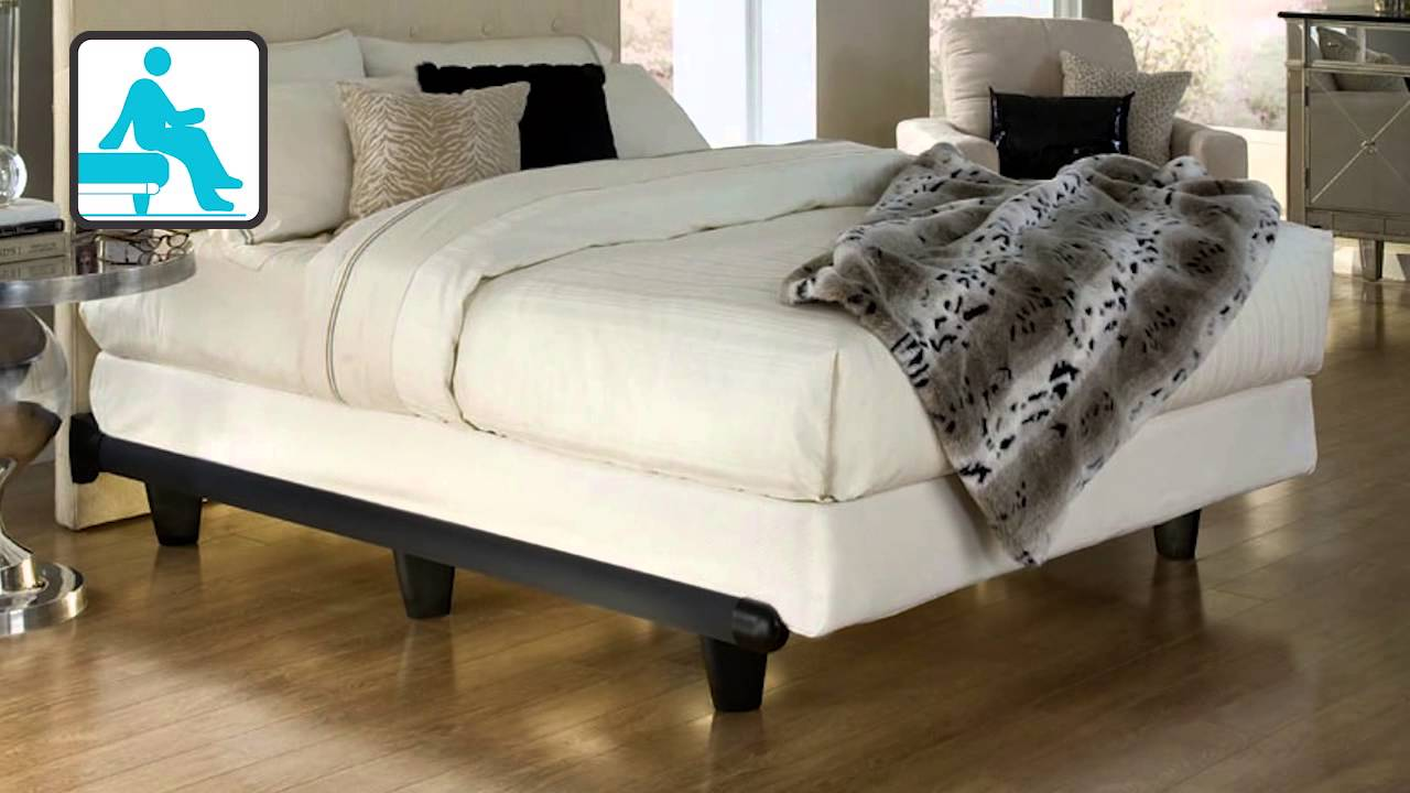 In Depth: EmBrace™ Bed Frame by Knickerbocker Bed Company - YouTube
