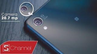 Schannel - Mở hộp Sony Xperia Z4 : Đẹp không tưởng