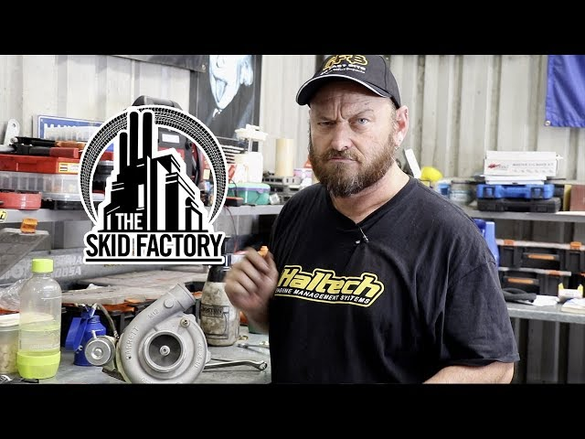THE SKID FACTORY - RB30E+T Holden VL Commodore [EP6]