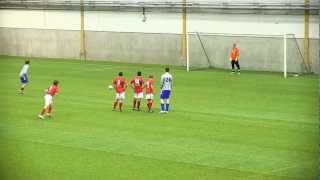 TKT-Ilves-Kissat 3-1 (1-0) 25.3.2012 harjoitusottelu maalikooste