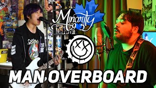 blink-182 - Man Overboard (Minority 905 Cover)