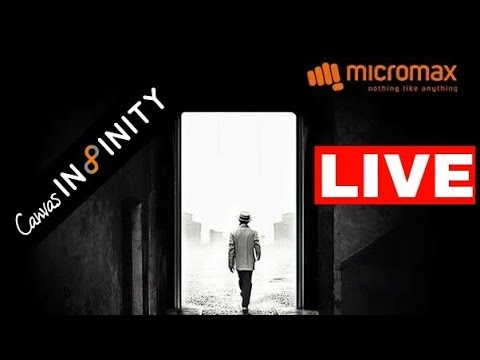 Micromax Canvas Infinity Launched at Rs.9999 only