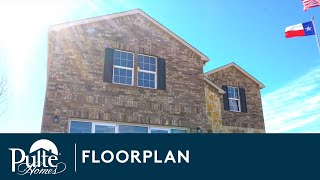 New Home Designs | Ranch Home | Claypool | Home Builder | Pulte Homes