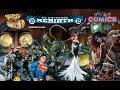 Top 10 MUST READ Dc Comics Pt1 (of 4): REBIRTH