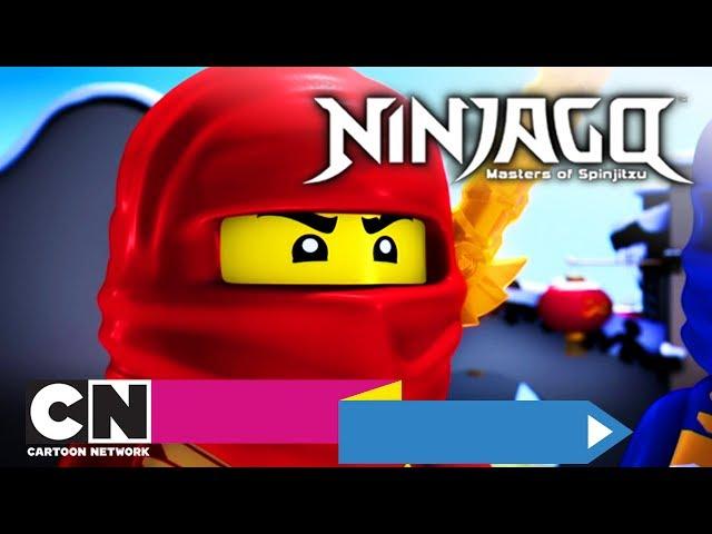 LEGO Ninjago | 1. Opkomst van de Slangen (volledige aflevering) | Cartoon Network