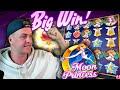 Big Win on Moon Princess!