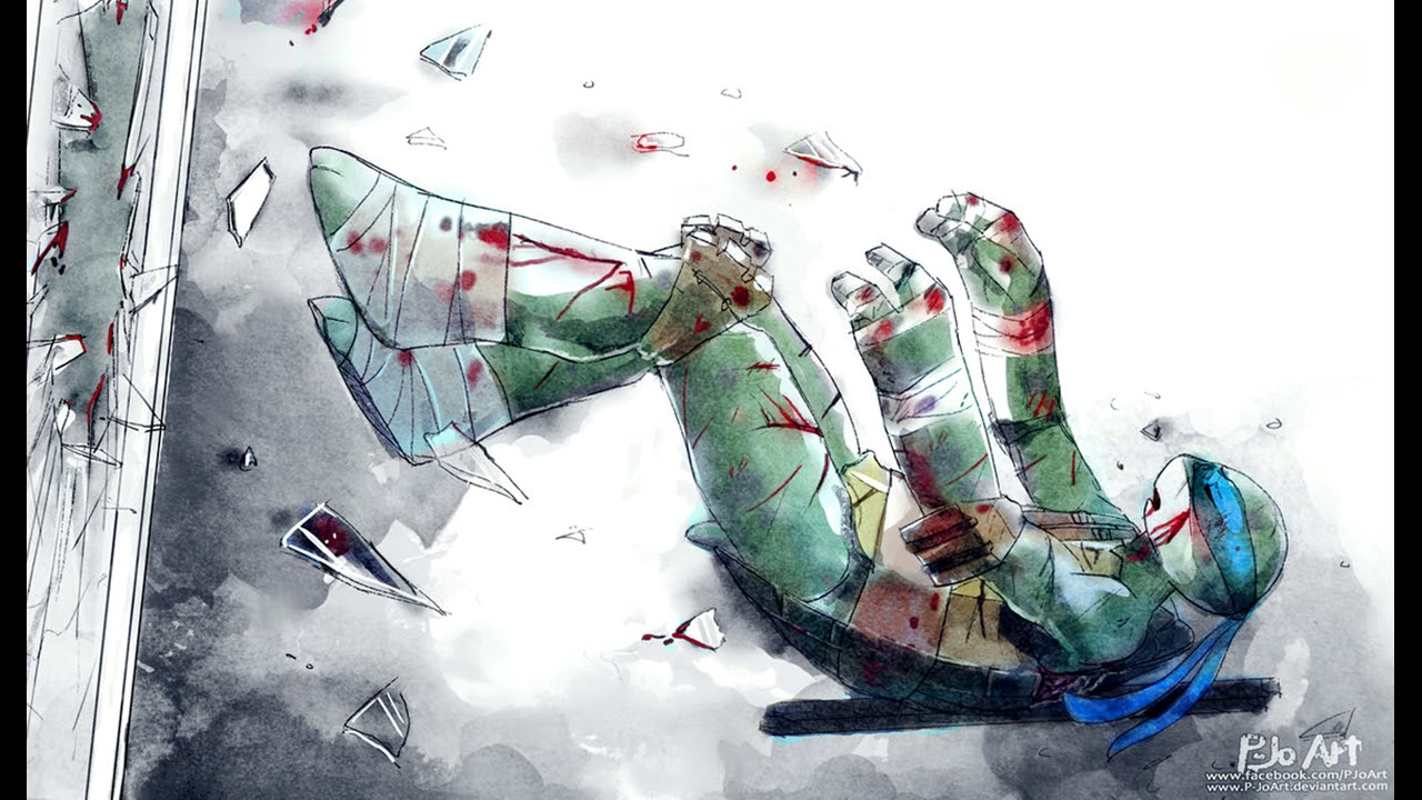 Leo's Nurse: TMNT Leo X Reader Oneshot | Ryder Warner
