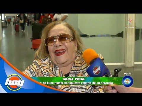 Fuimos testigos de la repartición de bienes de la actriz, Silvia Pinal | Hoy