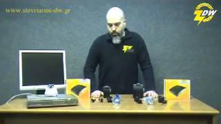 Μετατροπείς σήματος εικόνας Video VGA - HDMI - BNC - AV - S-VIDEO