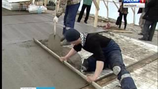 Қор күрделі жөндеу Магадан облысы укладывается в кестесі