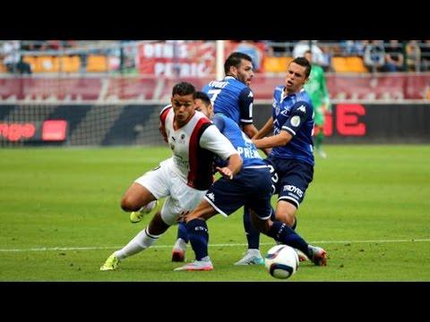 Hatem Ben Arfa - Madness 2015/16 Skills/Dribbles & Goals