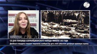 Азербайджан ответил на все преступления армян В 21 веке нет места армянскому сепаратизму и фашизму