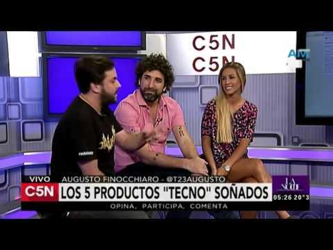 C5N - La Noche: 29/11/2015 (Parte 6)
