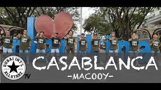 Casablanca | Macooy | Zumba® | Andy Capangpangan | Dance Fitness |Choreography
