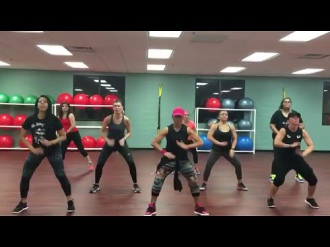 Step it Up DJ Francis Dance Fitness WarmUp