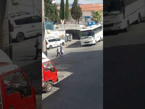 İzmir gültepede Okul önü