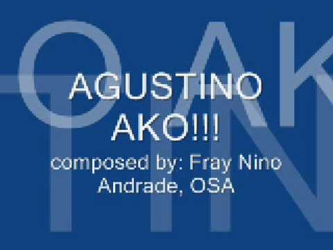Agustino Ako!!!