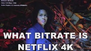 Video What Bitrate Is Netflix UHD 4K Video How Fast Does Your Internet Speed Need To Be To Stream It download MP3, 3GP, MP4, WEBM, AVI, FLV Desember 2017