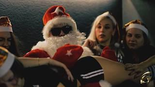 GENESIS   New Year Twerk Video   Twerk Тверк Тюмень   Новогодний Дед Мороз vs Санта Santa Claus
