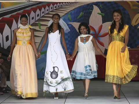 Ethiopian Traditional Dresses